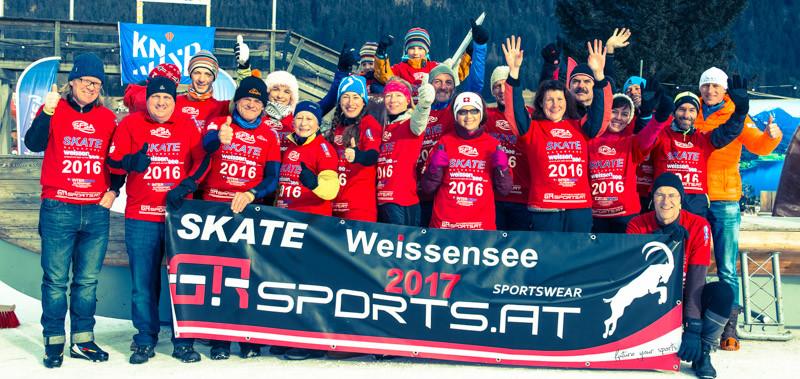 """""""skate_weissensee"""" = Gemeinsam Spaß haben und in intakter Natur Sport betreiben !"""